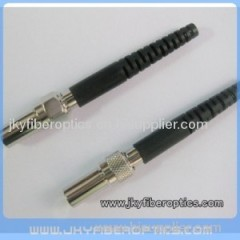 SMA905 Optical Fiber Connector