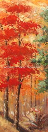 Handmade Scenic Oil Painting