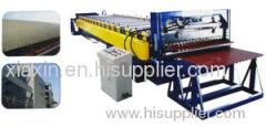 Corrugated Panel Forming Machine