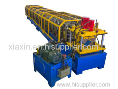 rainspout roll forming machine