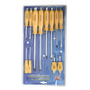 Plastic handle Screwdriver set