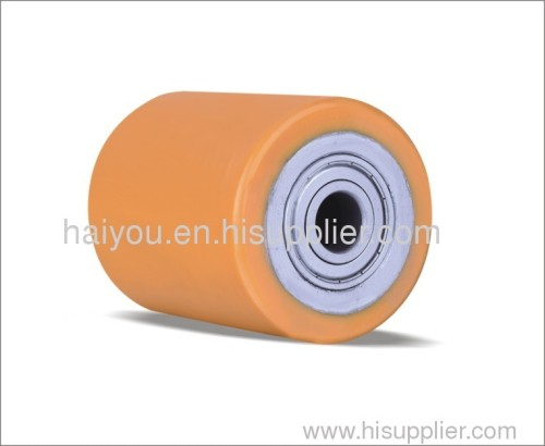 polyurethane rollers for Electric forklift