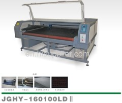 Double head Seat Covers Laser Cutting Machine