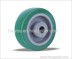 polyurethane wheels with nylon centre