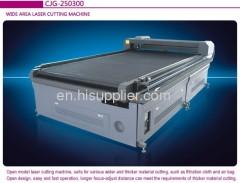 Industrial Filter Cloth Laser Cutting Machine