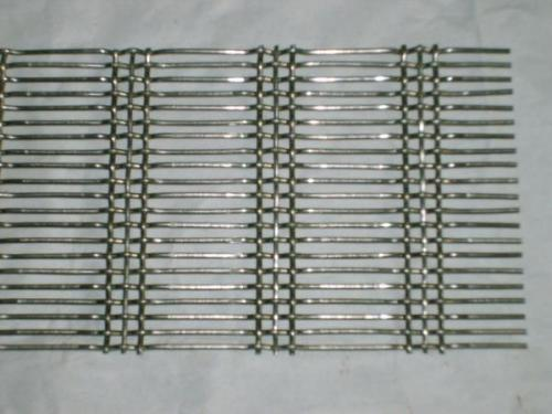 standard crimped wire mesh