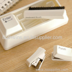 Keyboard Stationery Set