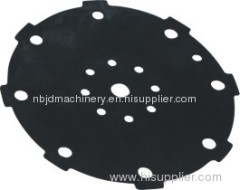 Hardware fittings accessory components diaphragm