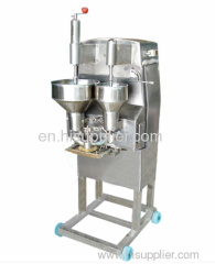 stuffed meatball forming machine 0086-15890067264
