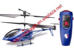 Remote control I helicopter