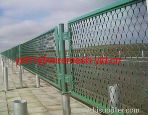 electra expanded metal fence