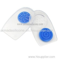 silicone heel pad