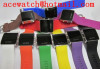 Promotional gift Led silicone bracelet wrist watch 2011 new