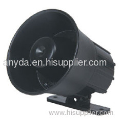 Car Horn Buzzer Speaker Siren 120DB ABS