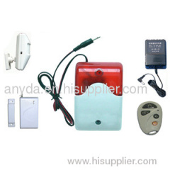 Home Security Alarm GSM