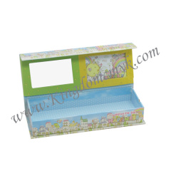 Stationery Paper Box with Mirror