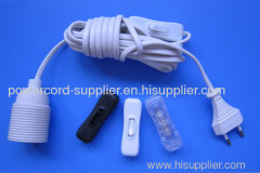 euro market salt lamp power cord