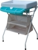 Baby bath changing table with EN standard