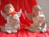 Pottery ornaments
