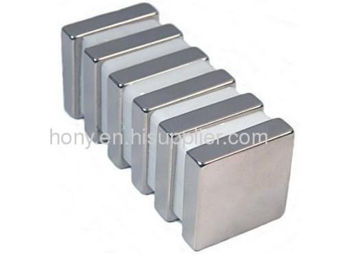 block ND FEB magnets