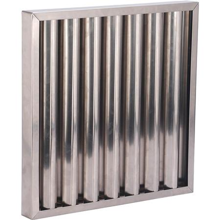 50mm stainless steel baffle filters