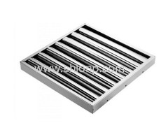 stainless steel Standard Baffle filters