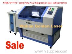 Lamp Pump YAG High precision laser cutting machine
