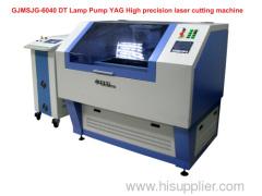 Lamp pump YAG laser cutting equipment