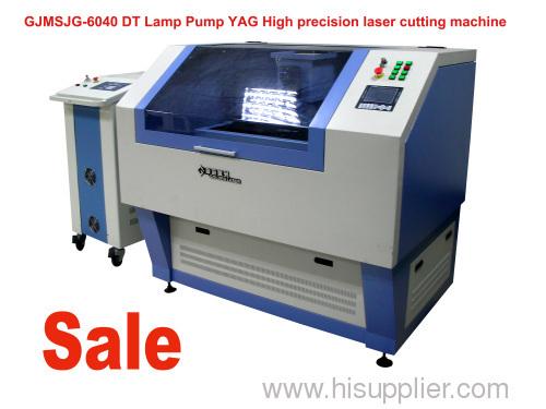 Yag Metal Laser Cutter 500w 650w Gjmsjg 6040dt