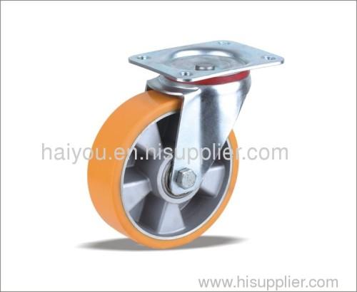 pu wheel swivel caster