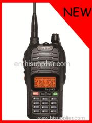 NEWEST!!! TH-UVF2 handheld Dual band two way radio with scrambler