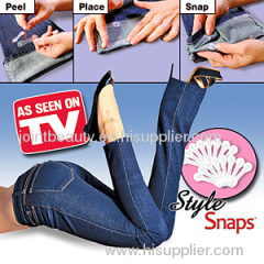 Style Snaps way