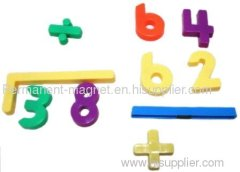 Magnetic Numbers & Magnetic Letters
