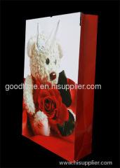bear gift bag