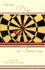 for dad card