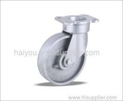 Swivel casters and wheels