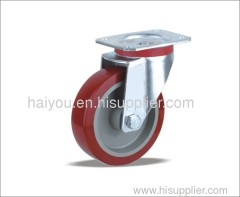 Swivel Caster with TPU CASTER