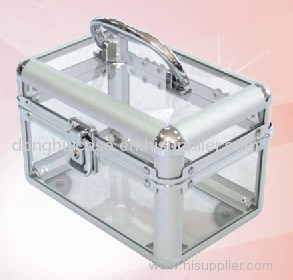 71f5f51ac transparent promotion case acrylic make up case from China ...