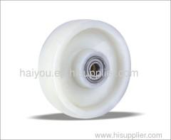 Nylon wheels with bearing