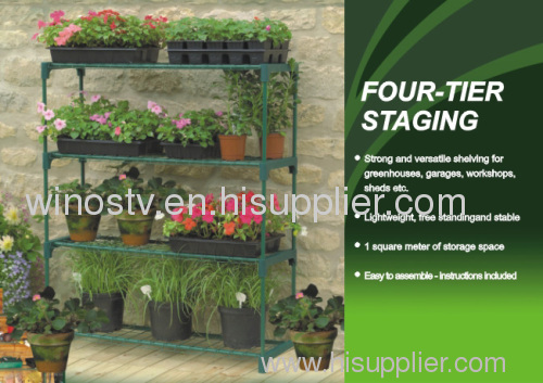 four TIER STAGING