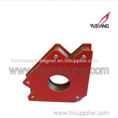 Triangle Welding Magnet (Welding Magnetic Clamp)