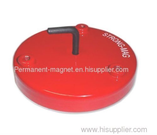 Shallow Pot Holding Magnet