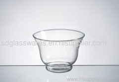 glass candle bowl for wedding
