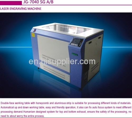 CO2 Movable Granite Laser Engraving Machine