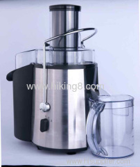 Powerful stainless steel juicer extractor