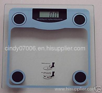 CS-825 gidital bathroom scale