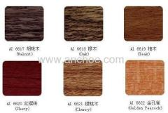 wooden alucobond aluminium composite panel cladding wall material