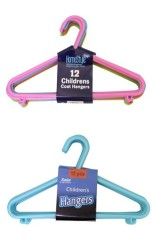 12Pcs Children's Cloth Hanger