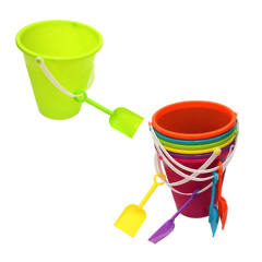 Colorful Bucket W/Mini Shovel
