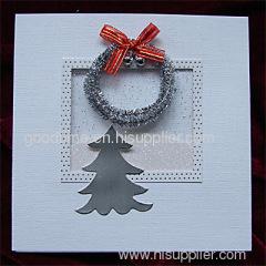 handmade christmas card